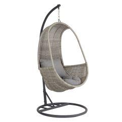 Outdoor Pod Chair Hanging Hong Kong John Lewis Dante Grey At