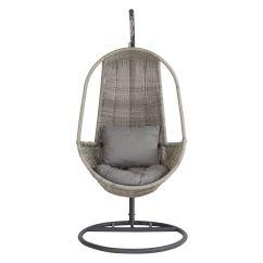 Outdoor Pod Chair Amish Rocking John Lewis Dante Hanging Grey At
