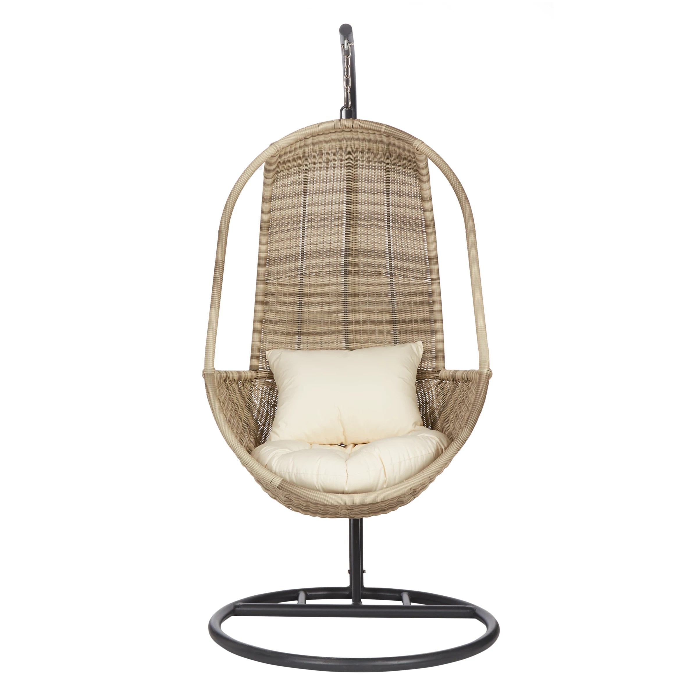 hanging chair qatar tables and chairs rental john lewis partners dante pod at buyjohn natural online johnlewis