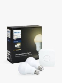 Philips Hue White Personal Wireless Lighting LED Starter ...