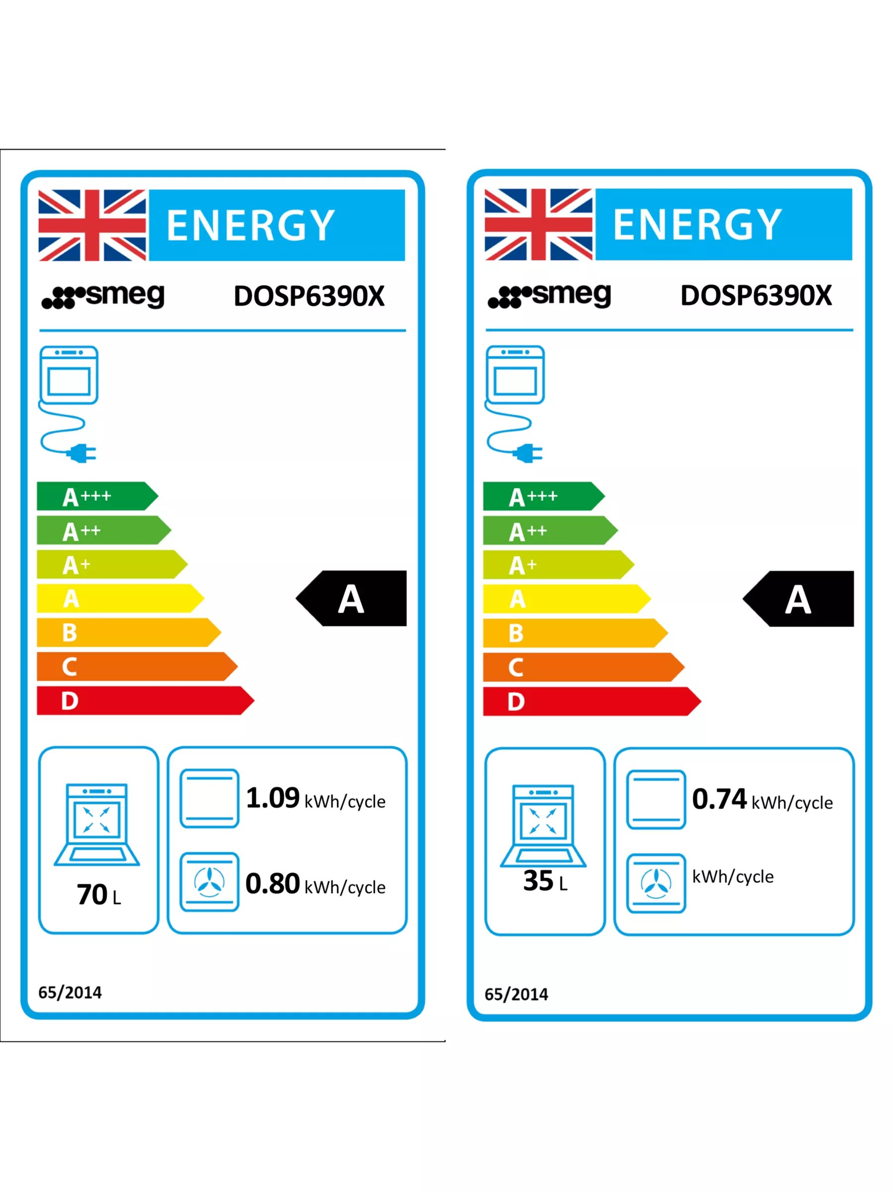 smeg double oven wiring diagram forest river sandpiper 373rebh dosp6390x classic built in multifunction