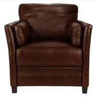 John Lewis Hamilton Leather Armchair