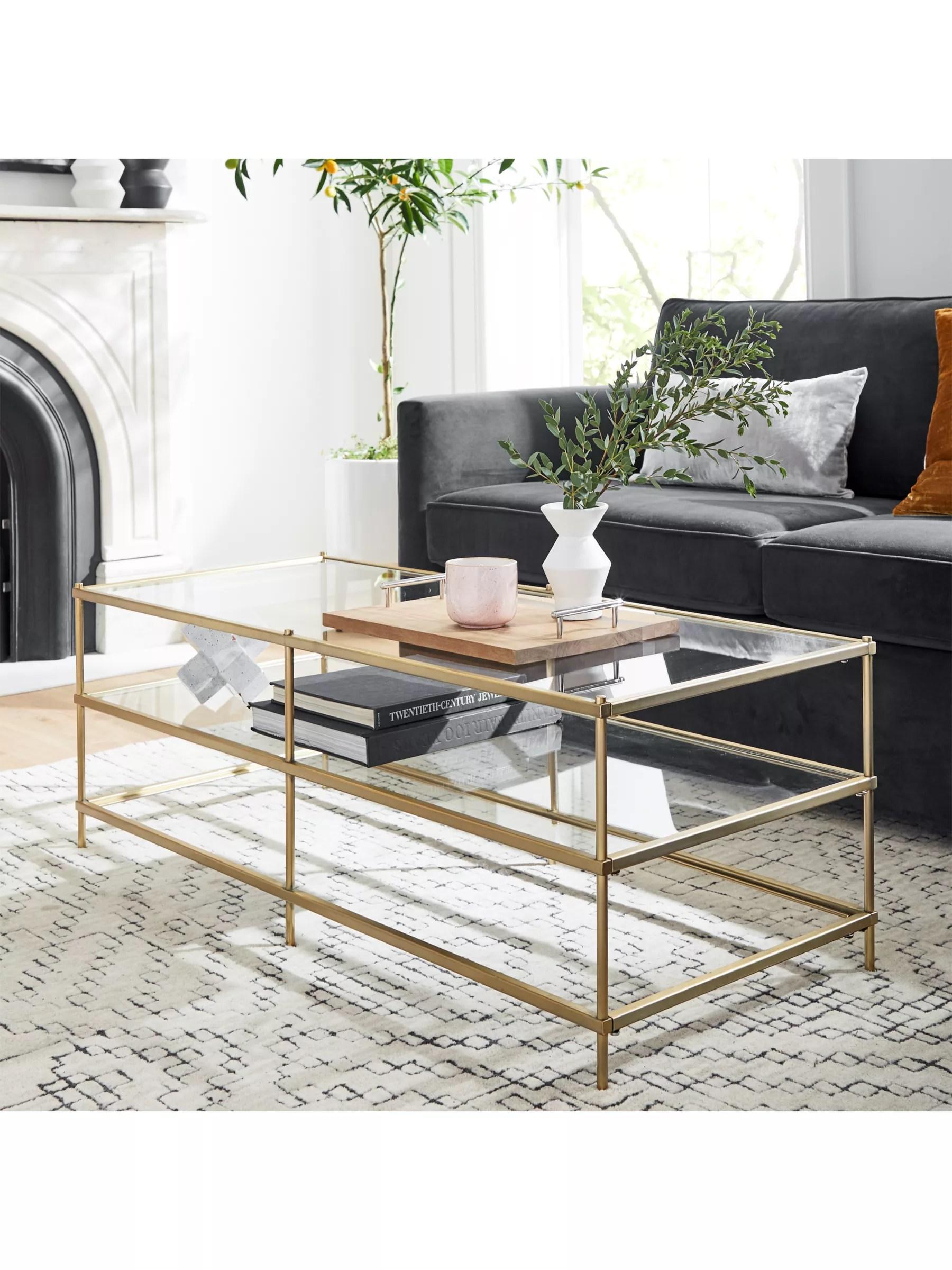 west elm terrace coffee table