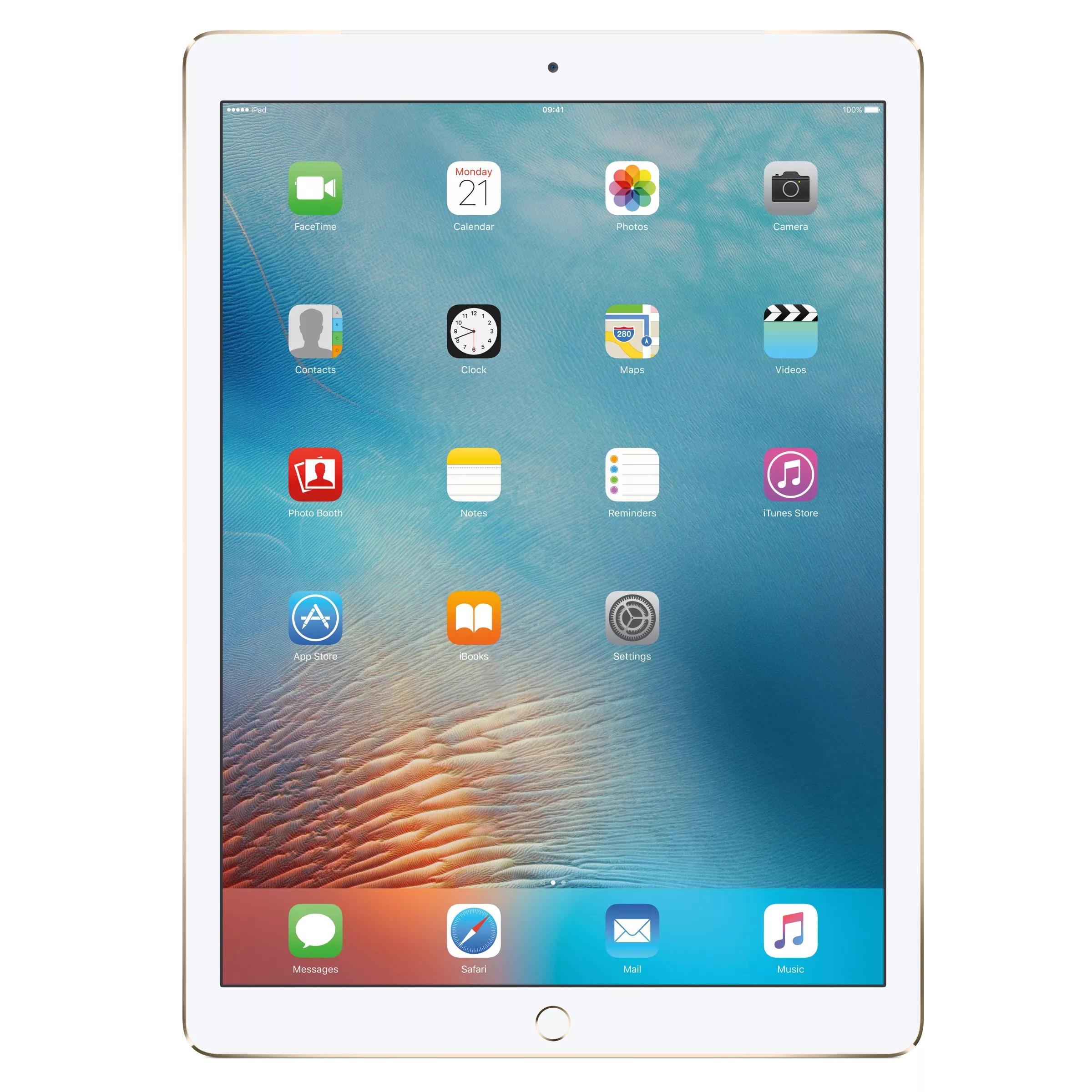 Apple Ipad Pro A9x Ios 12 9 Wi Fi Cellular 256gb