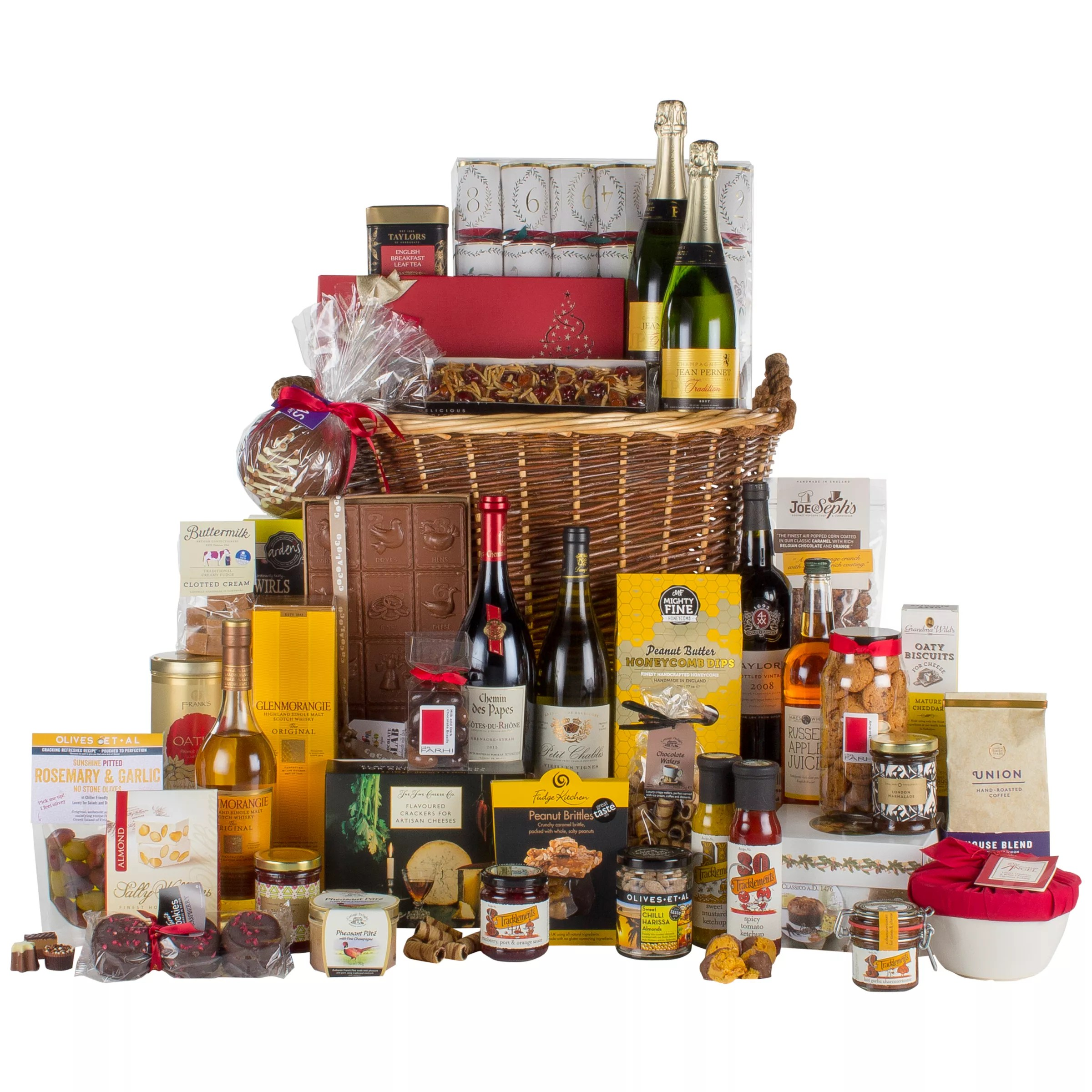 John Lewis Food Gifts For Christmas