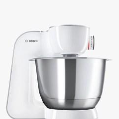 Bosch Kitchen Mixer Aid Artisan Sale Mum58200gb Creationline Machine Food