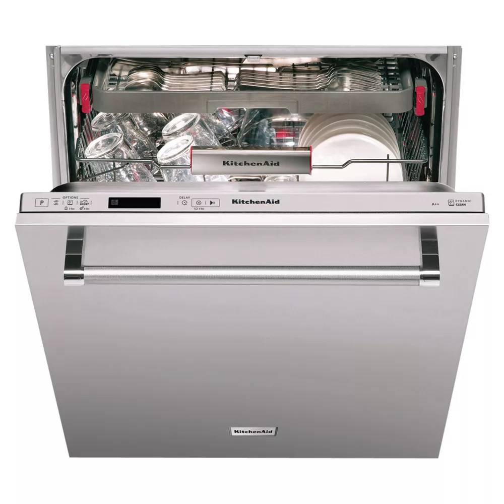 kitchen aide dishwasher sink with faucet kitchenaid kdscm82140 integrated at john lewis