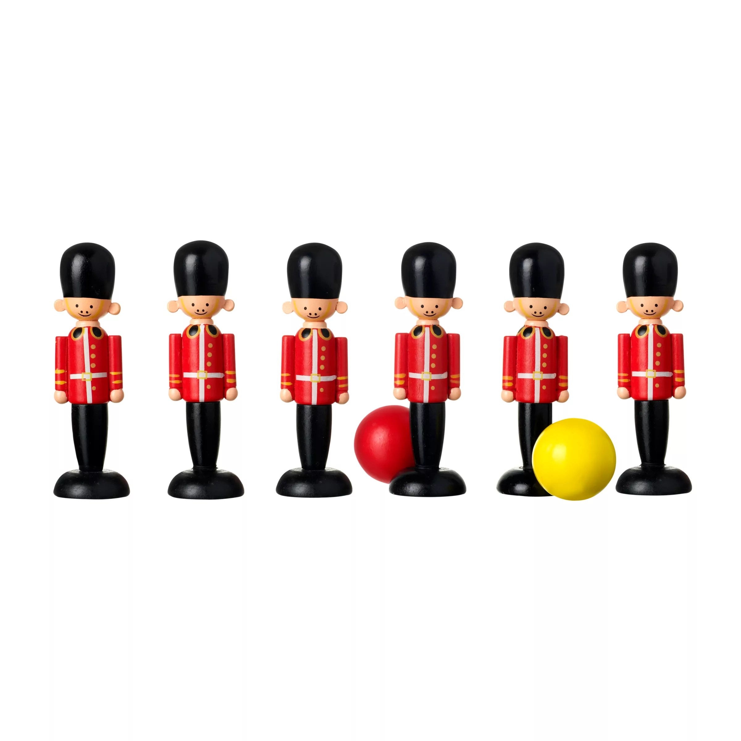 Buy Orange Tree Soldier Wooden Toy Skittles John Lewis