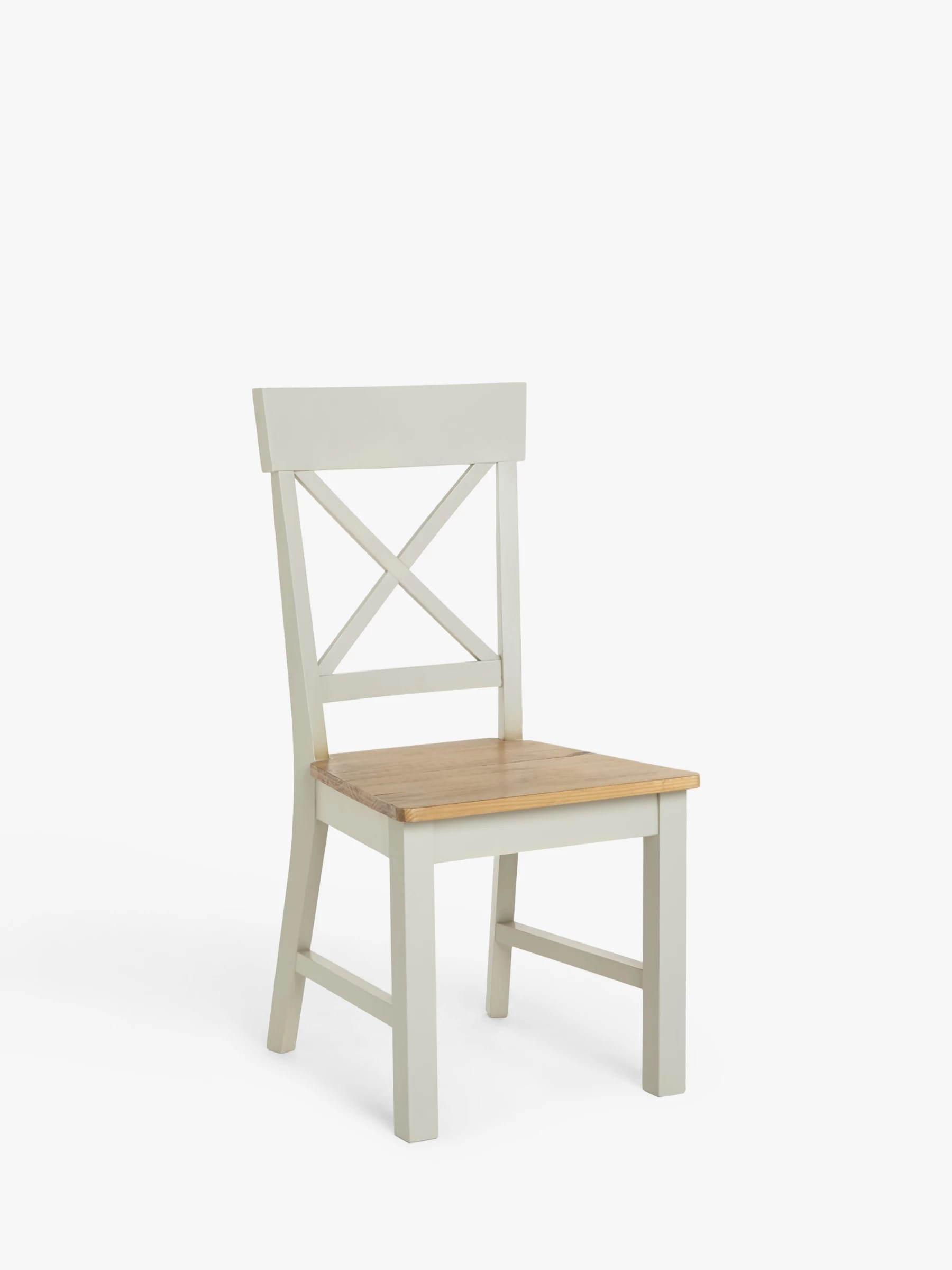 Soft Folding Chairs John Lewis Partners Durham Dining Chair Soft Grey At John Lewis