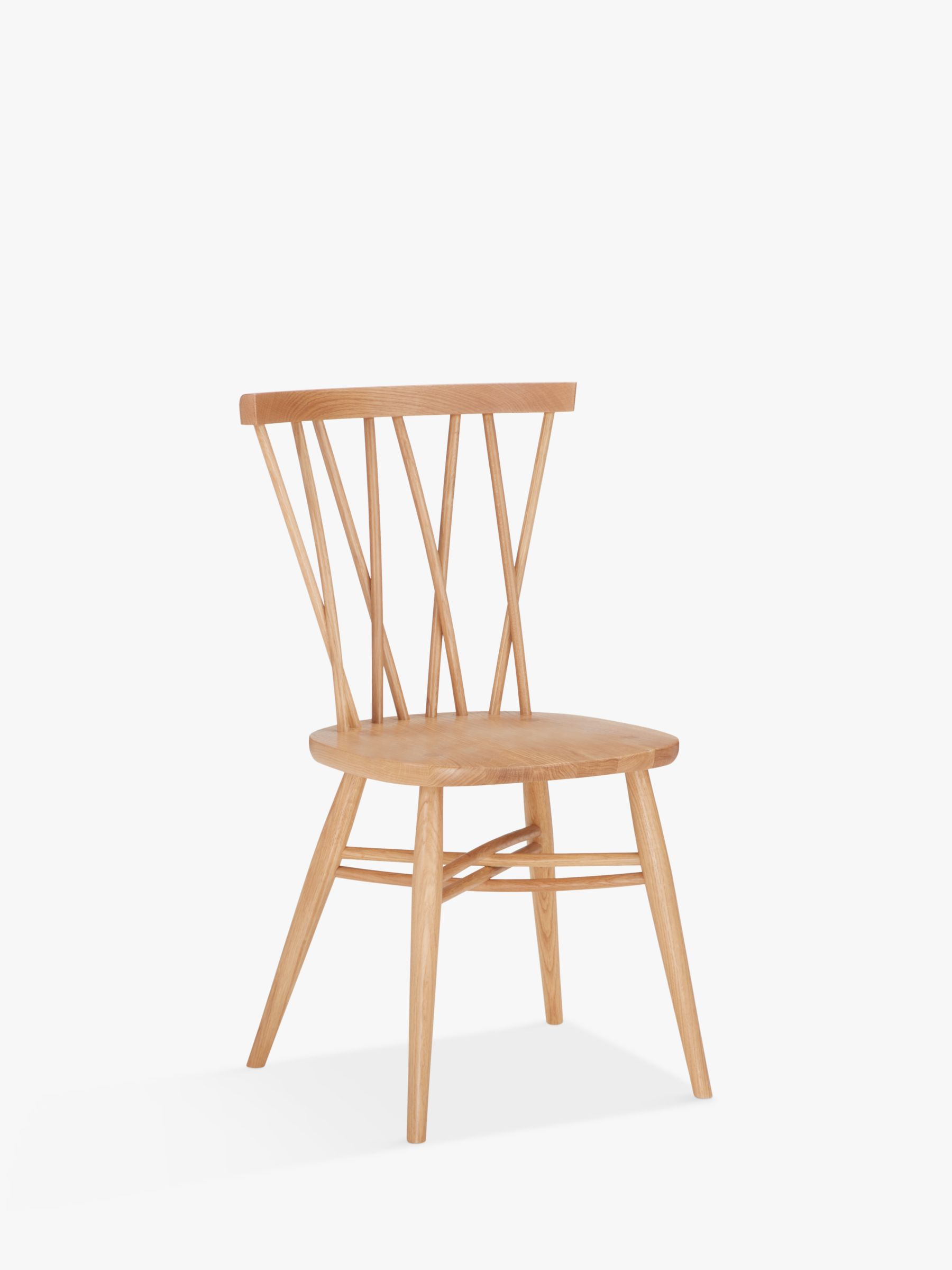 Ercol For John Lewis John Lewis Partners Ercol For John Lewis Shalstone Dining Oak