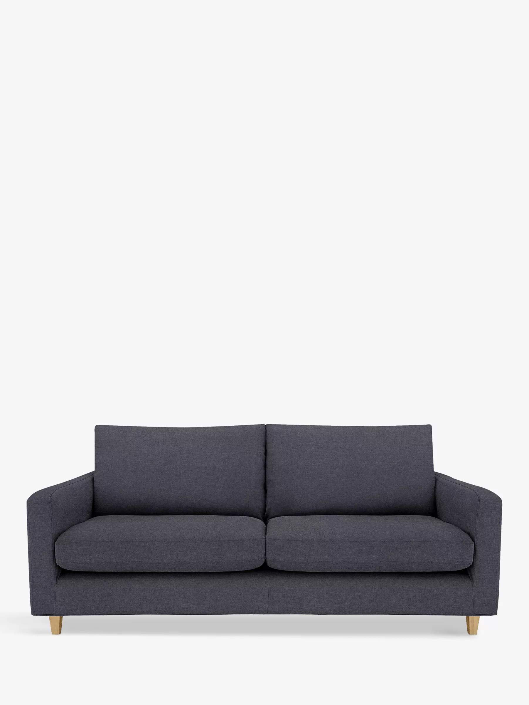 big save sofa bed slip covers malaysia armchair offers john lewis partners bailey large 3 seater light leg