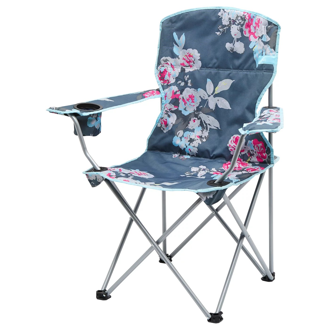 Picnic Chairs Joules Floral Picnic Chair Grey At John Lewis Partners