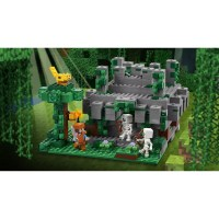 Buy LEGO Minecraft 21132 The Jungle Temple | John Lewis