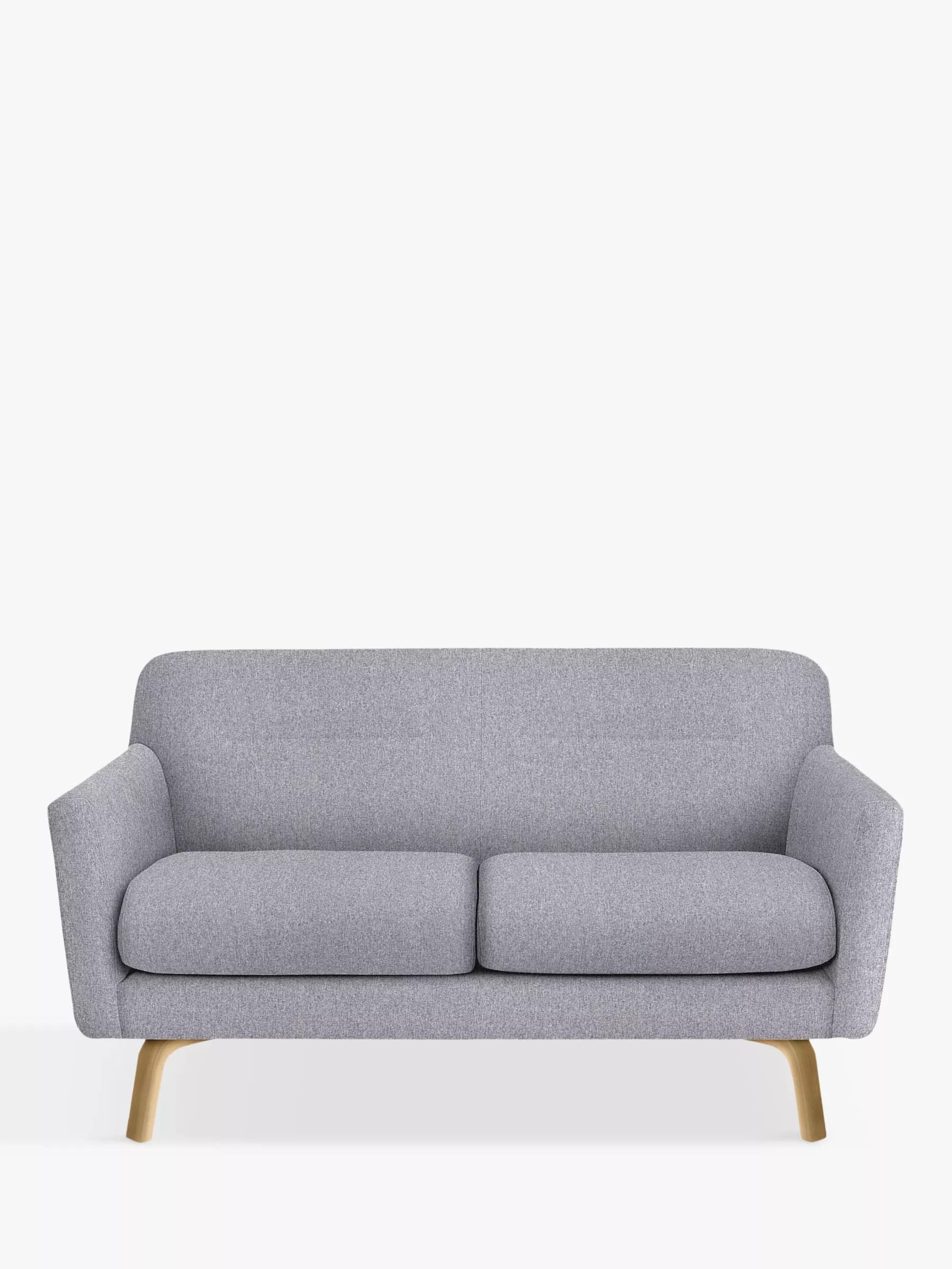 bianca futon sofa bed review christopher pratts corner sofas house by john lewis archie medium 2 seater light leg saga buyhouse grey online
