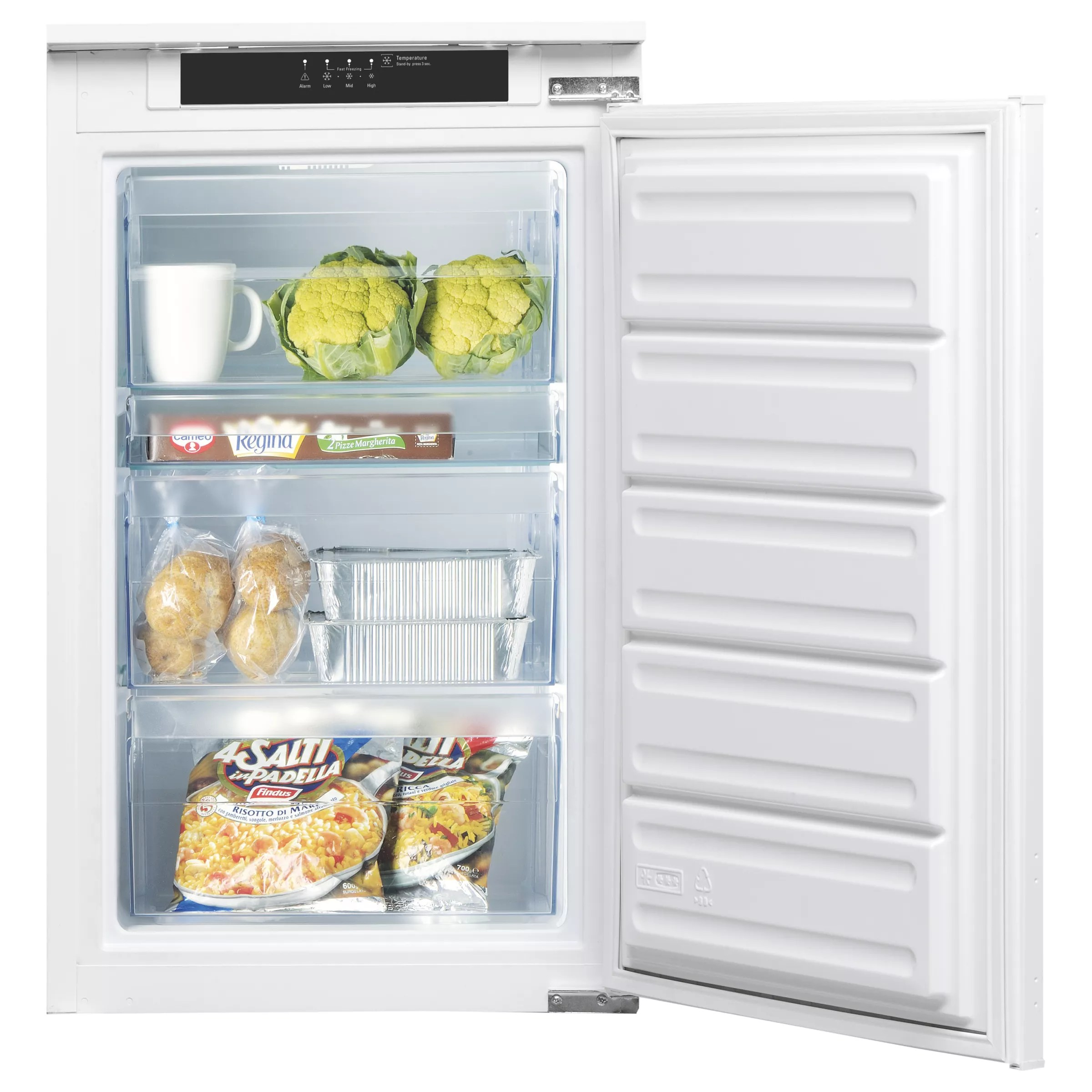 small resolution of buy indesit inf901eaa integrated undercounter fridge a energy rating 54cm wide online at johnlewis