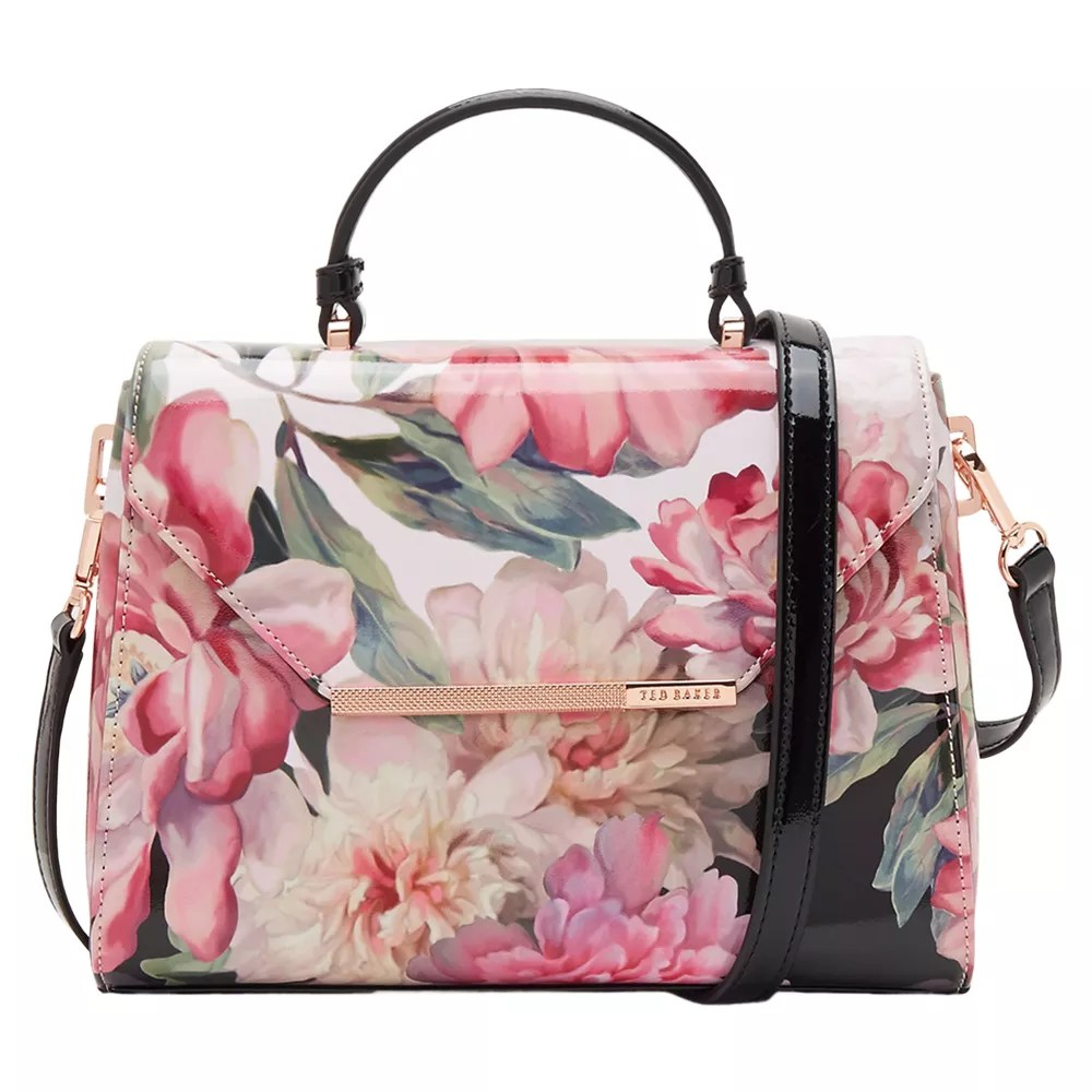 d8c75a23d Ted Baker Petall Painted Posie Small Tote Bag