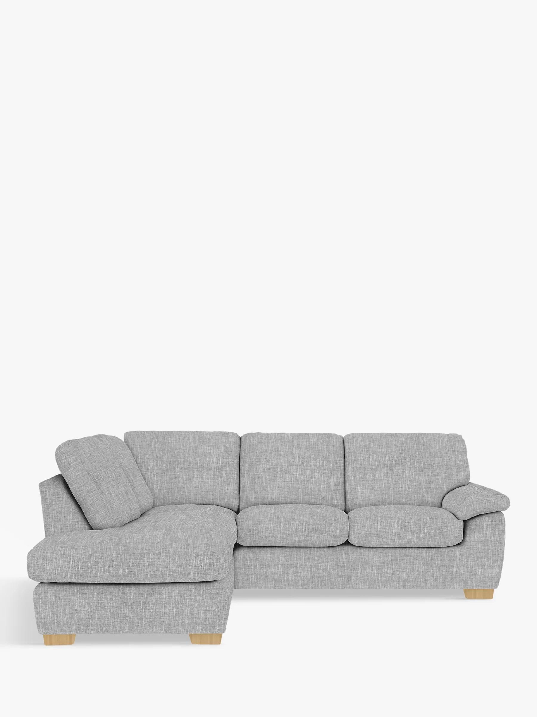 camden sofa john lewis julius 6 piece leather power motion sectional lhf corner end chaise unit light leg at