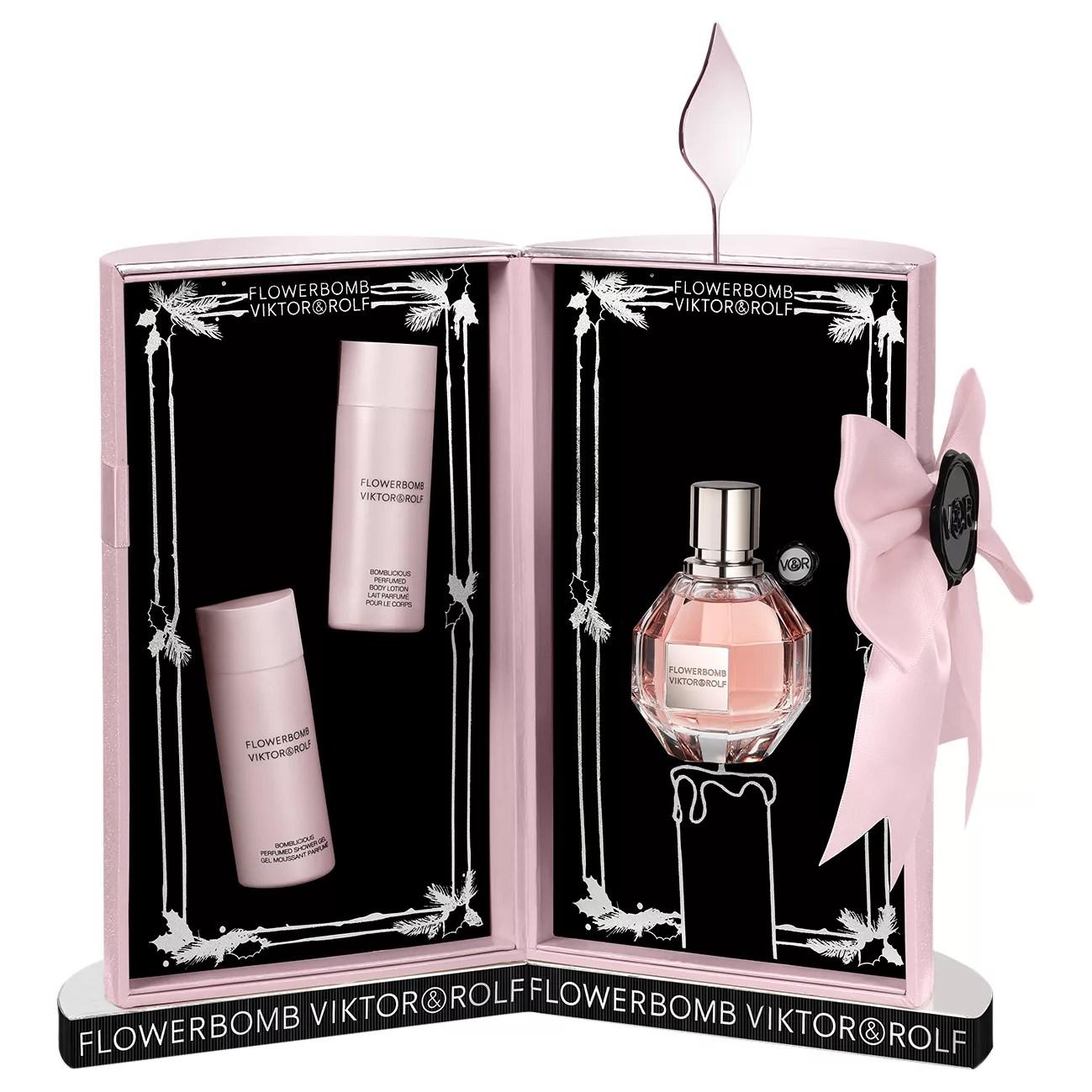 Viktor & Rolf Flowerbomb 50ml Eau De Parfum Fragrance