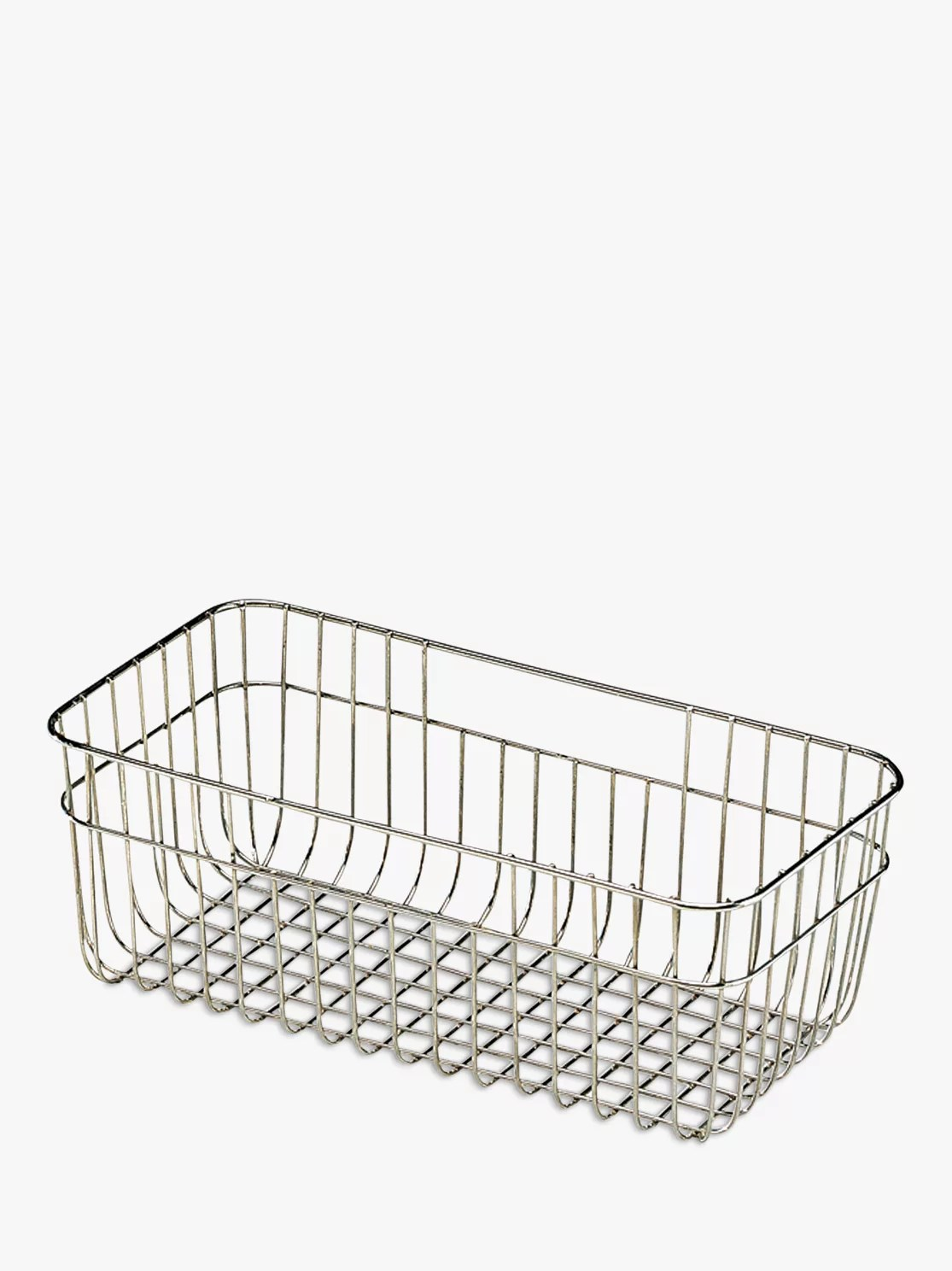 kitchen drainer basket miniature clearwater sonnet sink wire draining small at john buyclearwater online johnlewis com