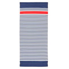 Deck Chair Images Antique Style Dining Table And Chairs John Lewis Partners Coastal Stripe Deckchair Sling Blue Multi