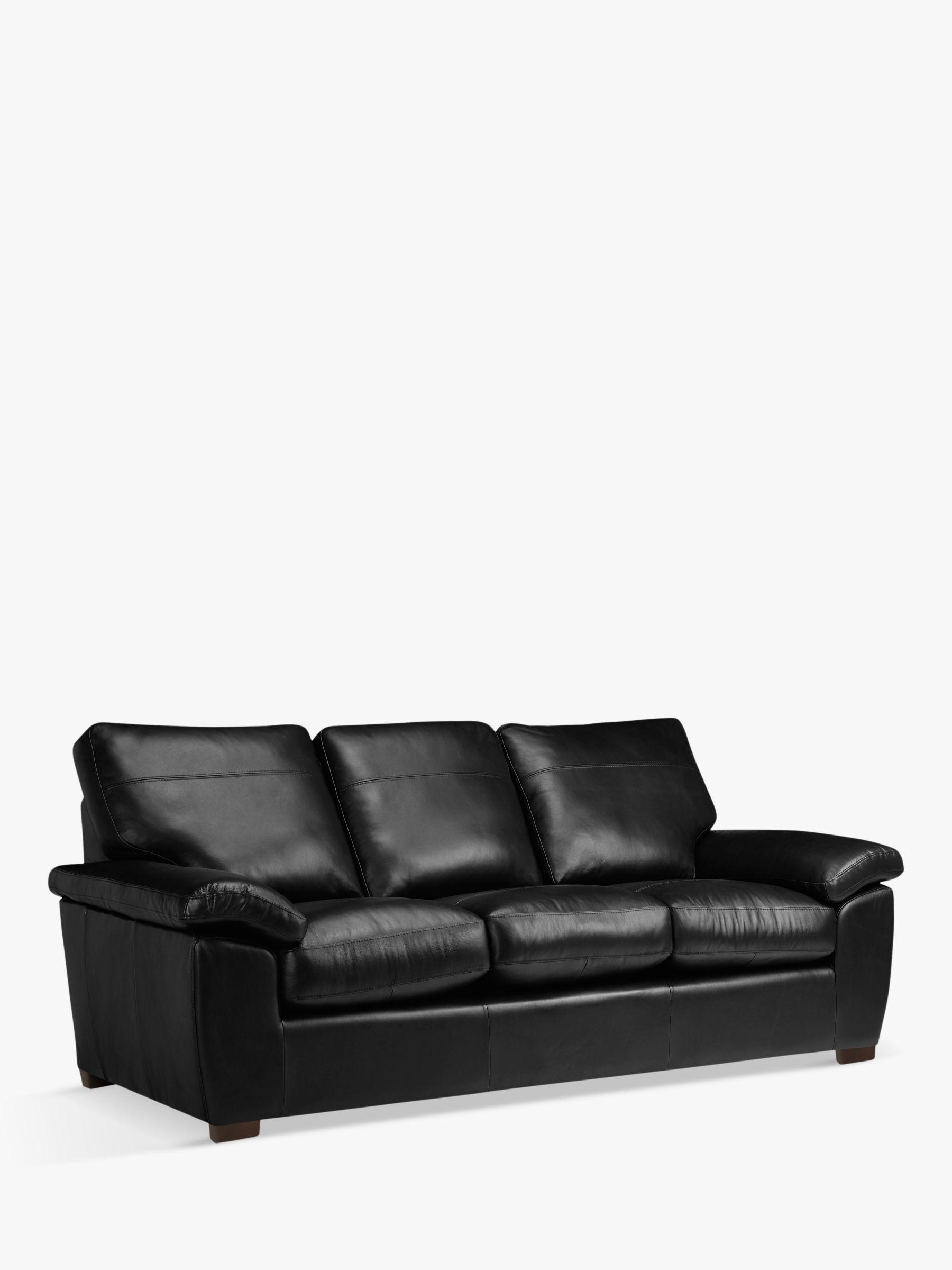 camden sofa john lewis red and black cushions partners grand 4 seater dark leg