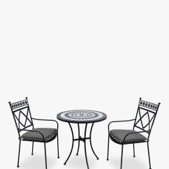 Two Seater Garden Table And Chairs Kitchen With Arms Lg Outdoor Casablanca 2 Bistro