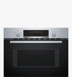 bosch cma583ms0b built in microwave with grill stainless steel at john lewis partners [ 2400 x 2400 Pixel ]