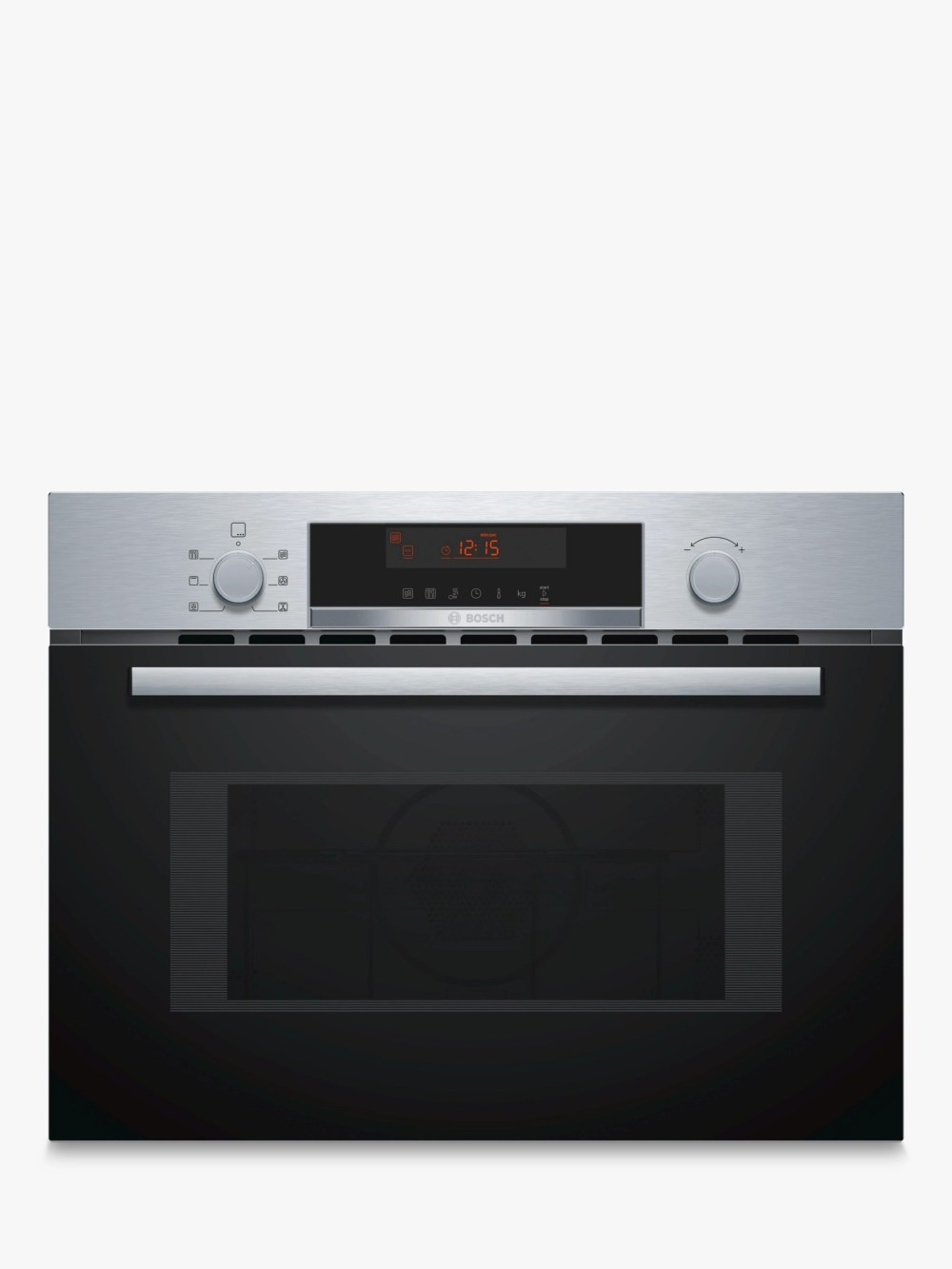 medium resolution of bosch cma583ms0b built in microwave with grill stainless steel at john lewis partners