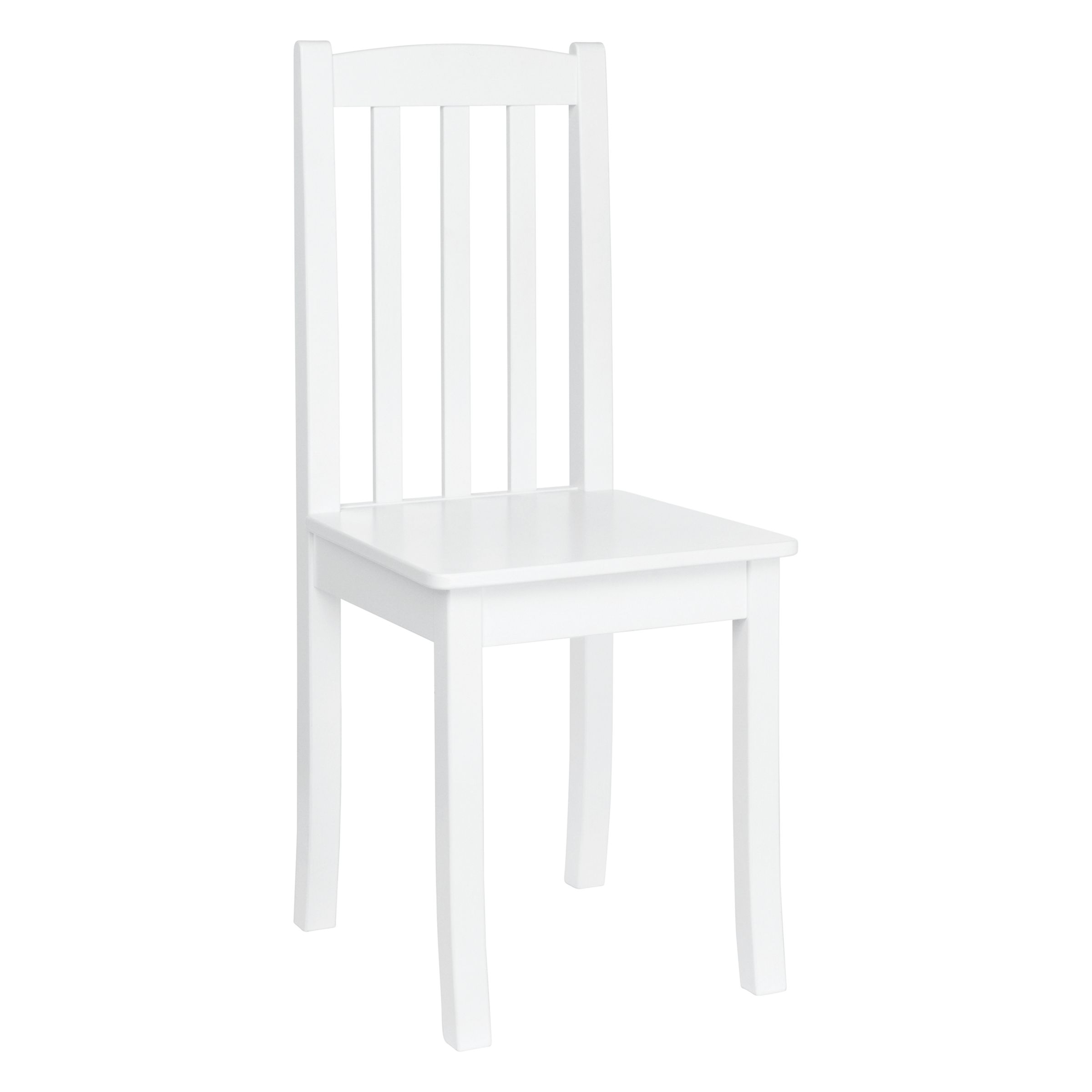 white wooden chair for desk camping chairs that fold up small children s tables buy kid at john lewis great little trading co nelson