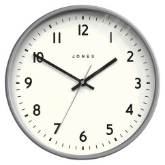 Kitchen Clocks Small Pantry Cabinet Wall John Lewis Partners Jones Jam Clock Dia 30cm