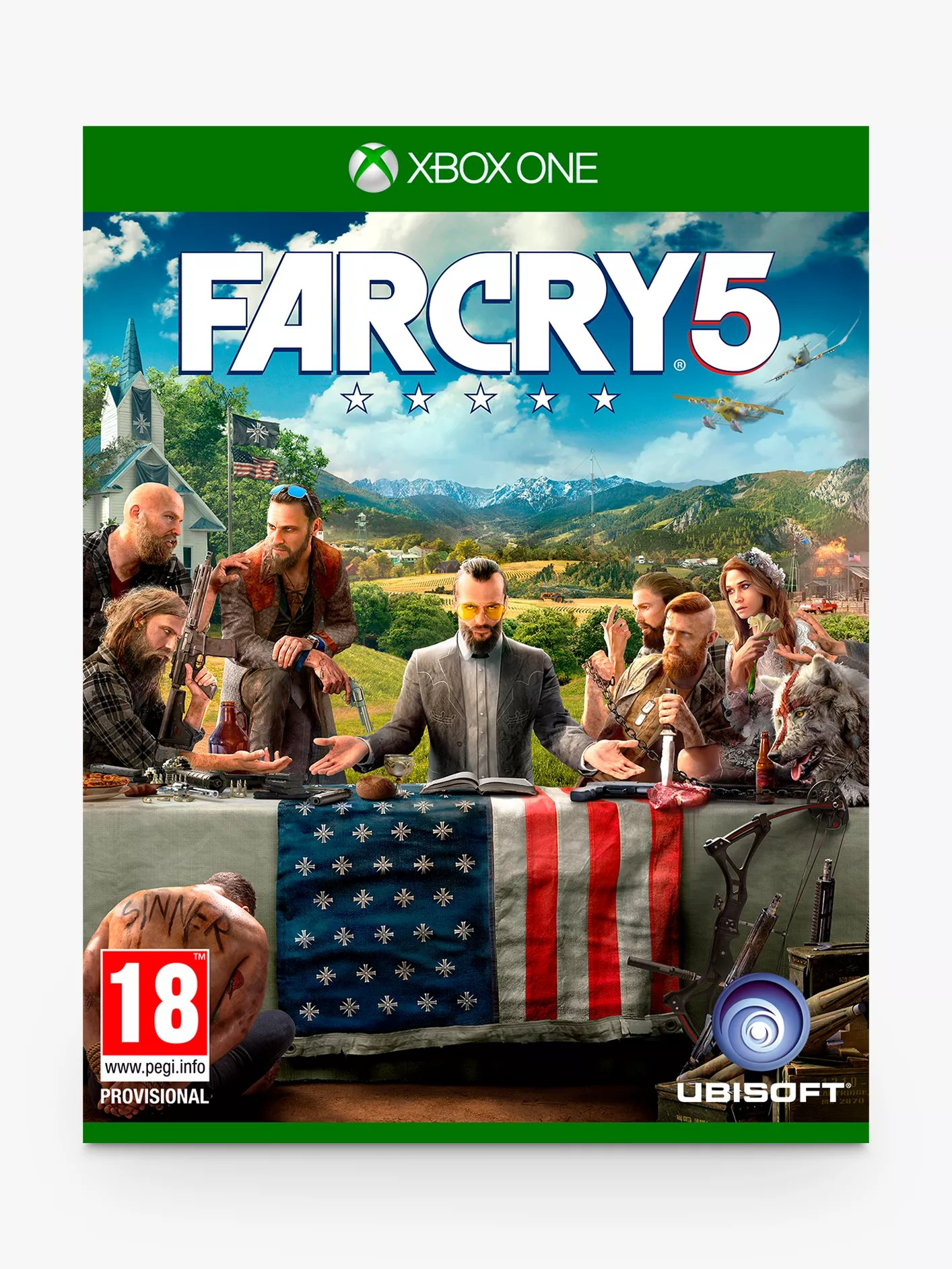 Far Cry 5 Xbox One At John Lewis Amp Partners