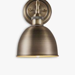 Kitchen Wall Lights Sheet Vinyl Flooring Lighting Furniture John Lewis Partners Baldwin Bathroom Light
