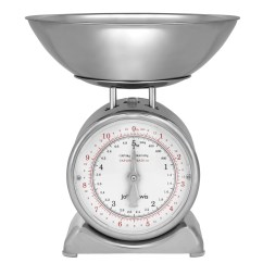 Kitchen Scales Pendant Lighting Salters Joseph Craft John Lewis Partners Vintage Mechanical 5kg Stainless Steel