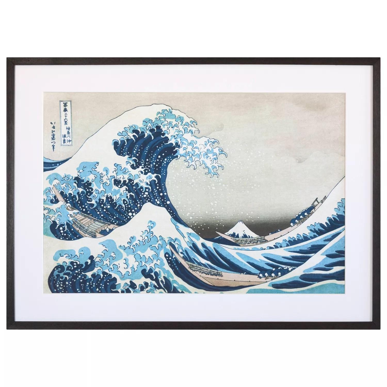 katsushika hokusai the great