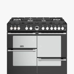 Kitchen Stoves Cabinet Hardware Placement Cookers John Lewis Partners Sterling Deluxe S1000df Gtg Range Cooker