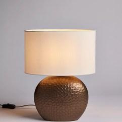 Lamps For Living Room Asian Design Ideas Table Furniture John Lewis Partners Alexander Ceramic Lamp Matt Pewter