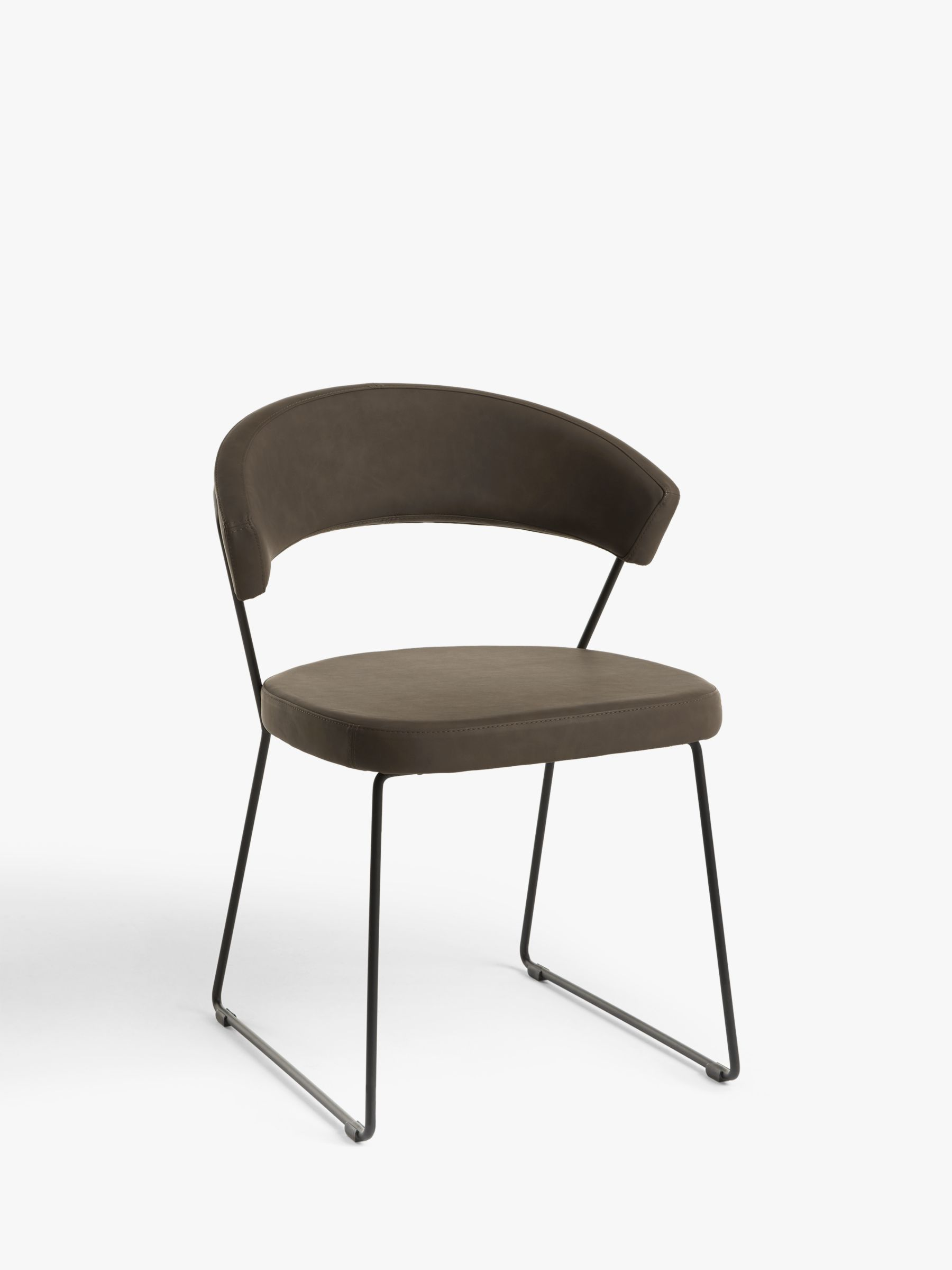 Calligaris Dining Chairs Connubia By Calligaris New York Faux Leather Dining Chair At John