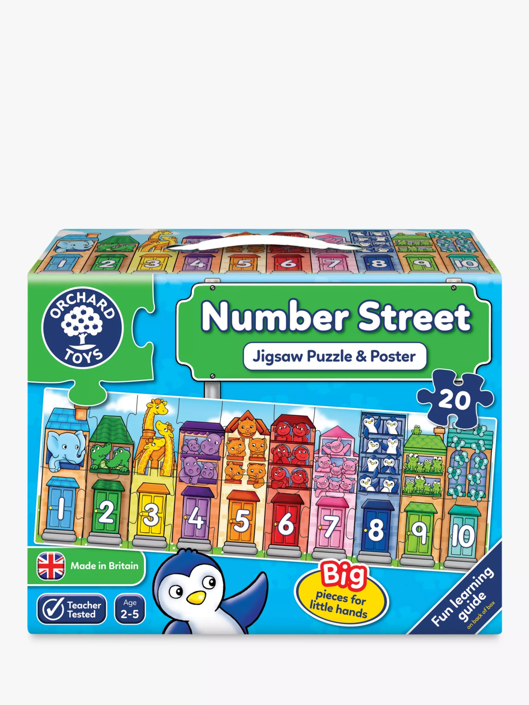 Childrens Orchard Toys Games Puzzles John Lewis Partners