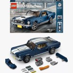 Lego Creator 10265 Expert Ford Mustang Collector S Car At John Lewis Partners