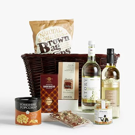 Hampers Build Your Own Traditional Luxury Hampers