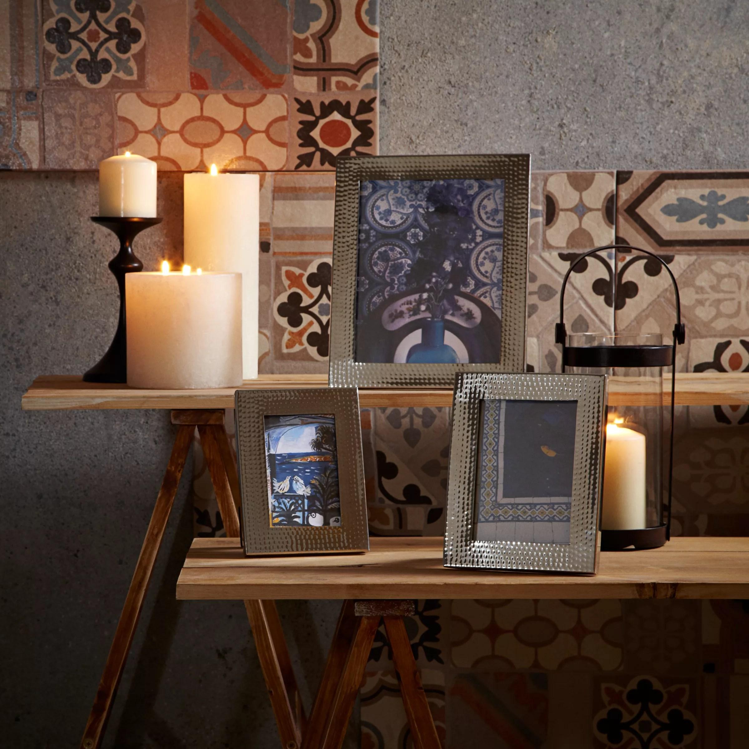 Buy John Lewis Hammered Photo Frame Metal Range John Lewis