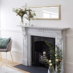 Full Length Mirror In Living Room Pottery Barn Design Ideas John Lewis Partners Wilde Slim 120 X 40cm Buyjohn Gold Online