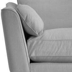 Halo Kensington Leather Sofa Throw Pillows Covers John Lewis Energywarden