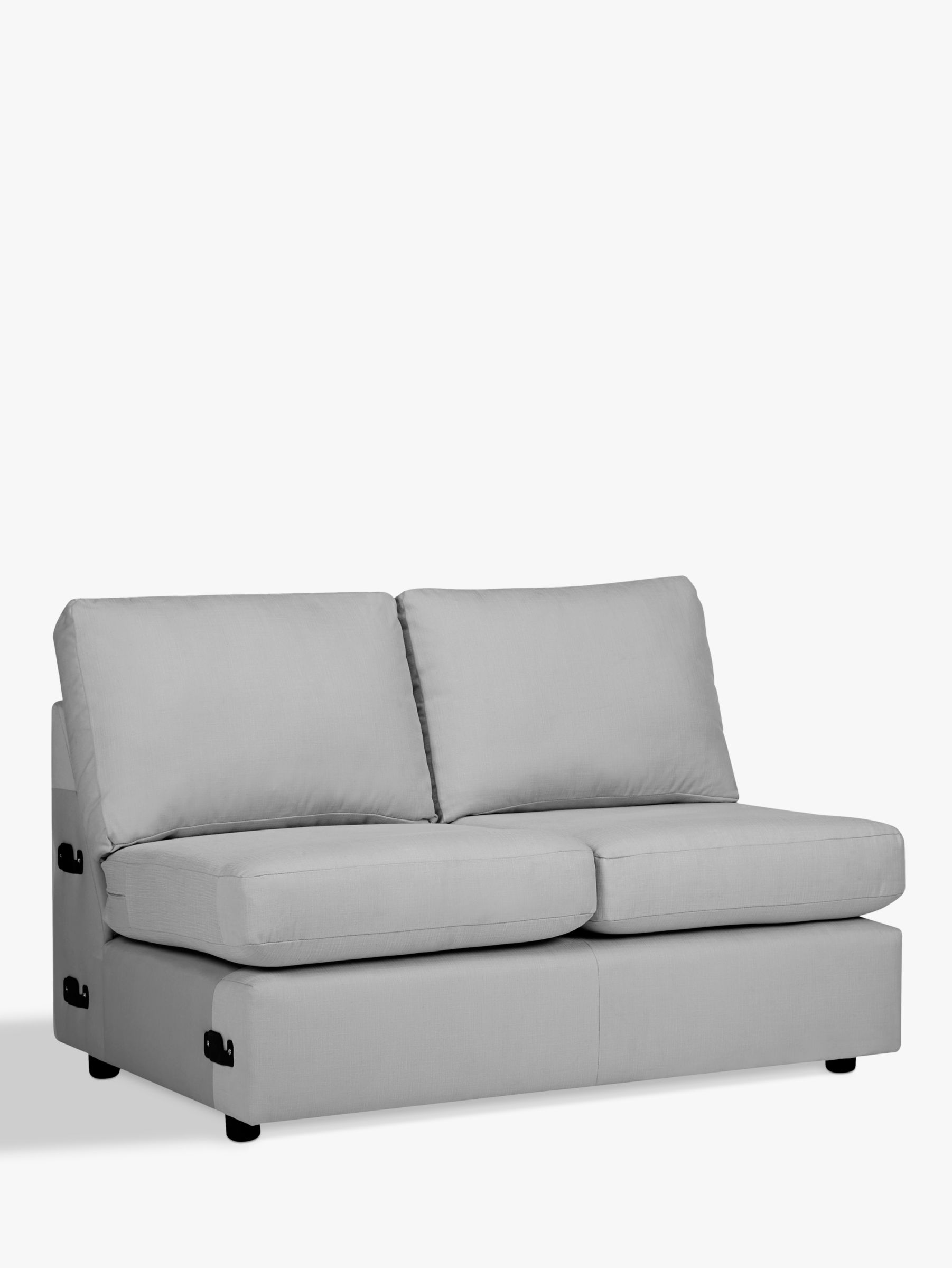 armless sofas rooms to go sleeper sofa sets house by john lewis oliver modular small 2 seater unit buyhouse online at johnlewis
