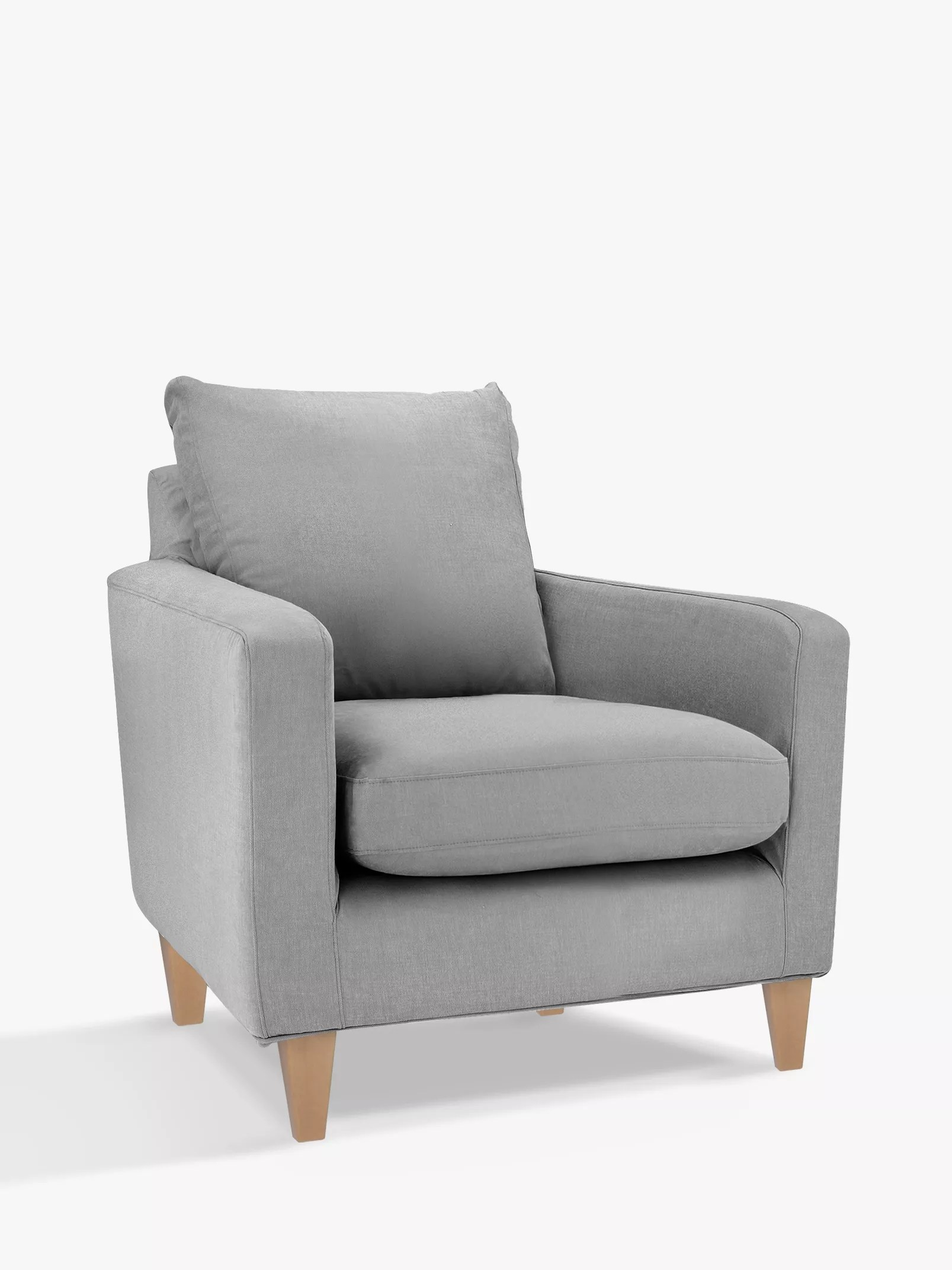 john lewis loose chair covers folding guitar bailey cover light leg newlyn putty at buyjohn online johnlewis