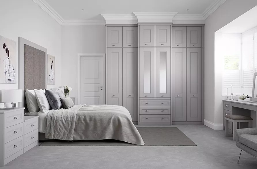 Fitted Bedroom Service