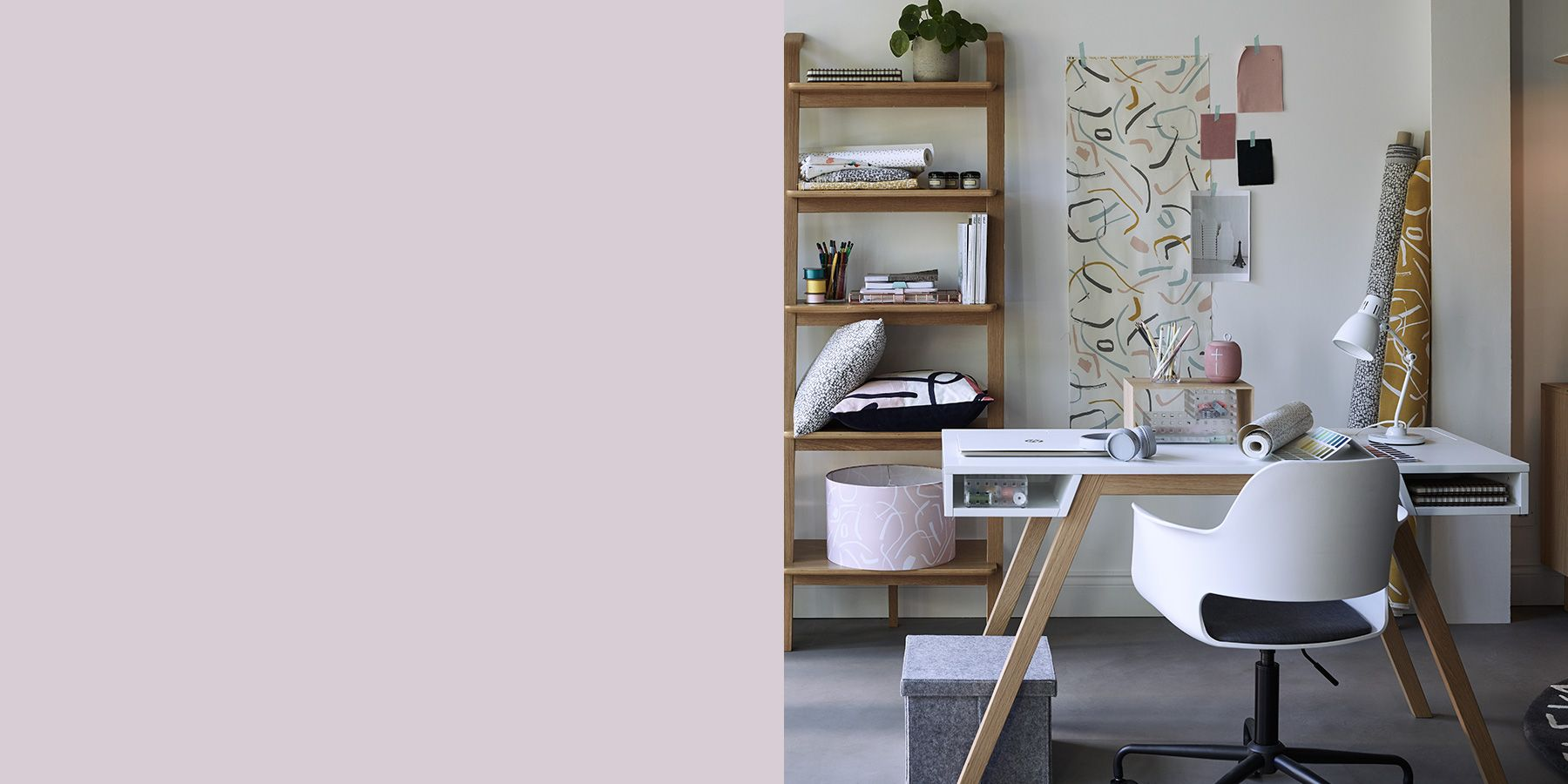 study desk and chair stool for standing home office furniture john lewis partners shop ranges