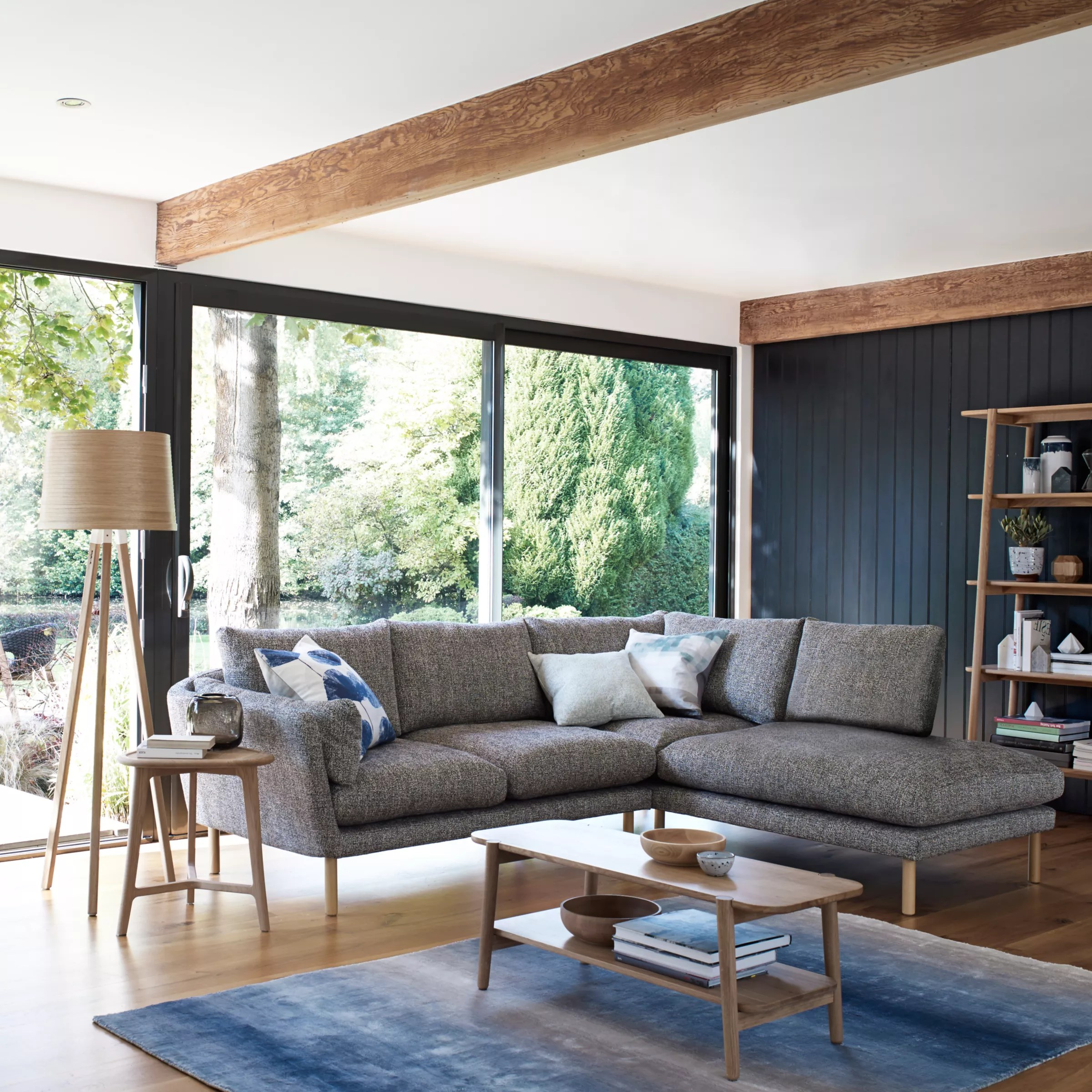 no coffee table living room design ideas blue couch project by john lewis 022 oak at buydesign online johnlewis