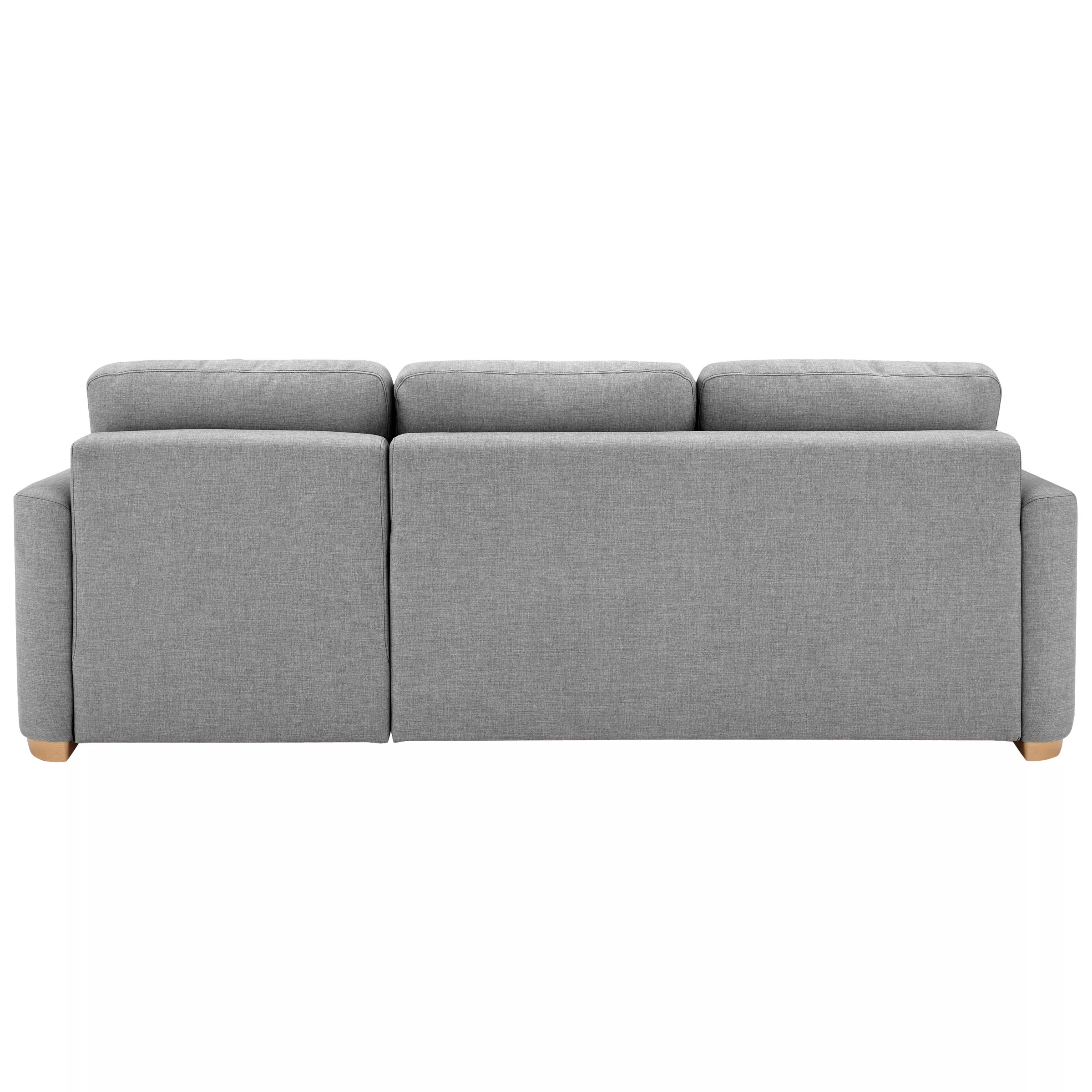 sacha large leather sofa bed madras chocolate camel back sectional john lewis reviews brokeasshome