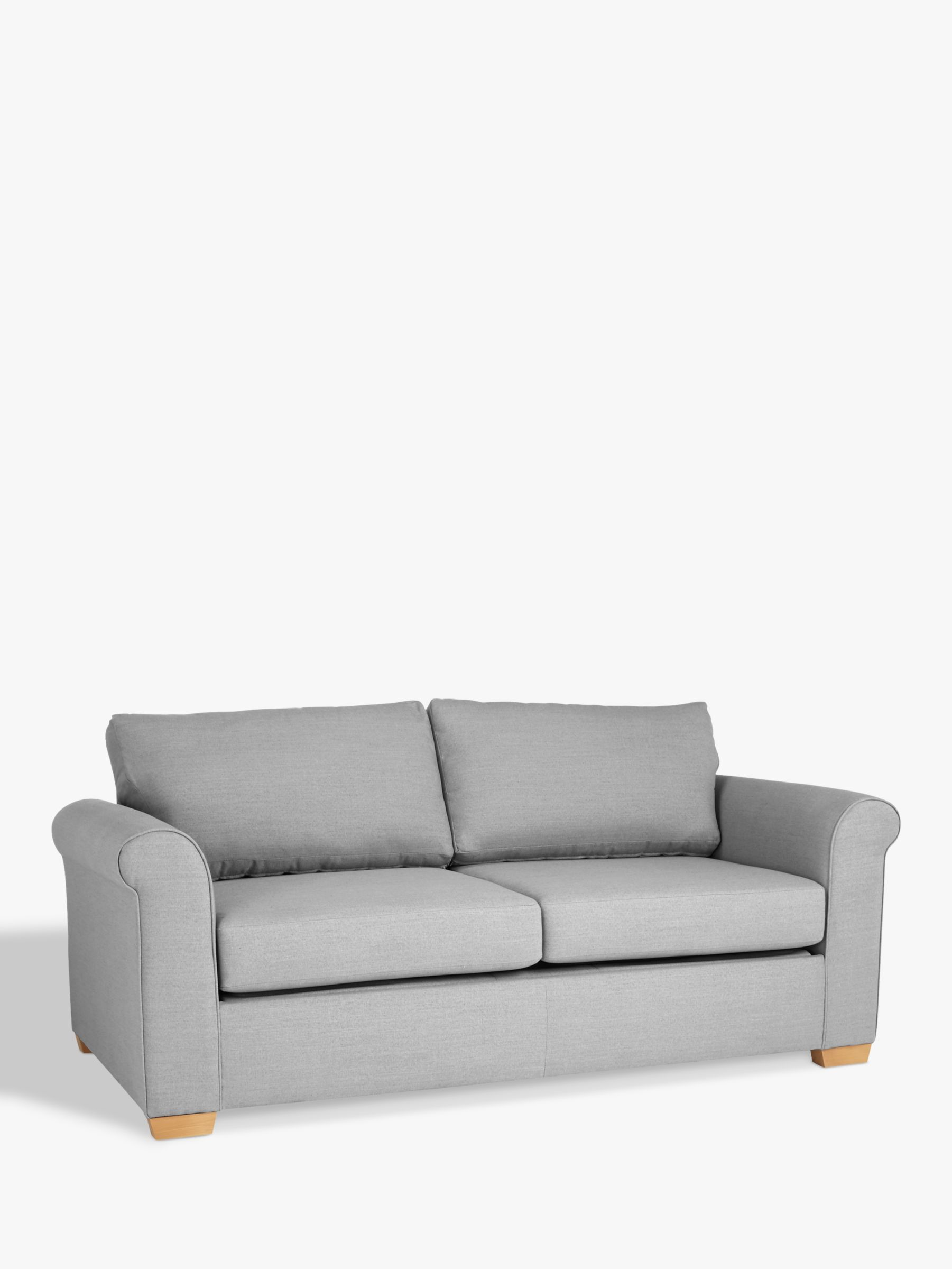 innovation sofa bed gumtree what colour cushions go with white single chair john lewis baci living room